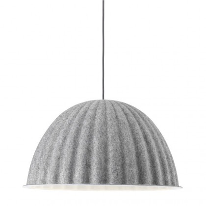 Muuto Under The Bell Felt Pendant Light - 55