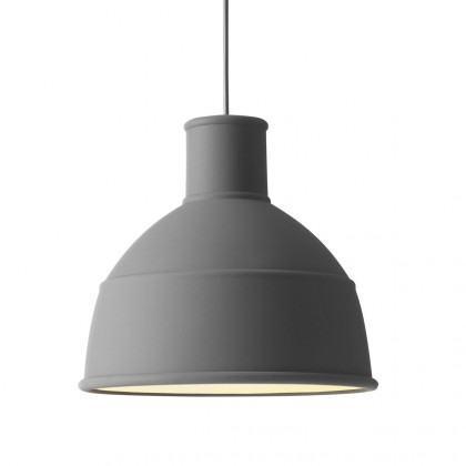 Muuto Unfold Pendant Light-Dark Grey