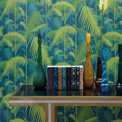 Cole and Son Palm Jungle Wallpaper - Icons