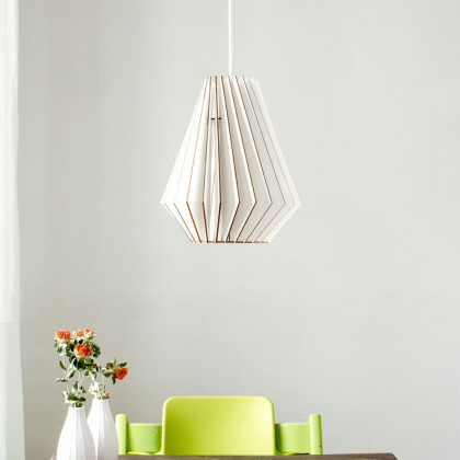 Iumi Hektor Wood Pendant Light