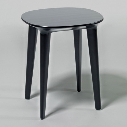 Minus tio Audrey Birch Stool 45cm - Black