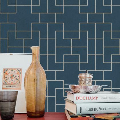 Coordonne Tempo Marco Wallpaper