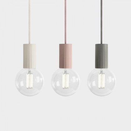 Vitamin Case Pendant Light