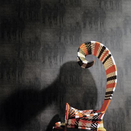 Elitis Memoires Masai Wallpaper
