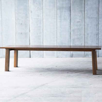 Heerenhuis SPO Walnut Dining Table MTM