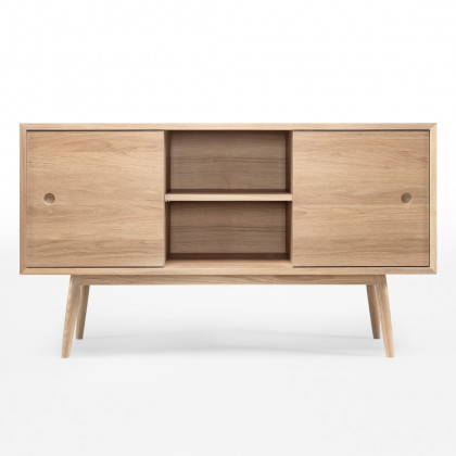 Wewood Classic Large Solid Oak Sideboard