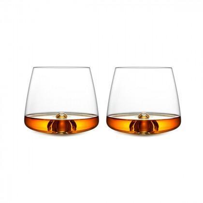 Normann Copenhagen Whiskey Glasses - Pack of Two