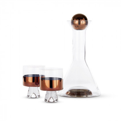 Tom Dixon Tank Copper Wine Giftset