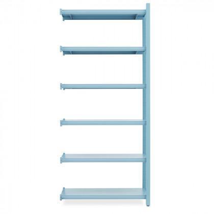 Normann Copenhagen Work High Bookcase - 2 Pillars