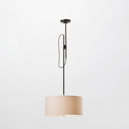 Workstead Shaded Pendant Light