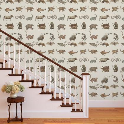 Mind The Gap Ark of Seba Wallpaper