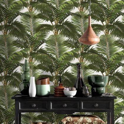 Mind The Gap Jardin Tropical Wallpaper