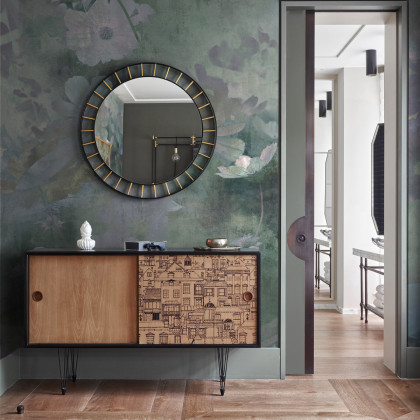 Feathr Windermere Bloom Wallpaper - Original